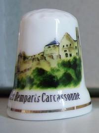 Les Remparts Carcassonne