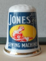 jones sewing machines