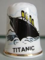 titanic recto